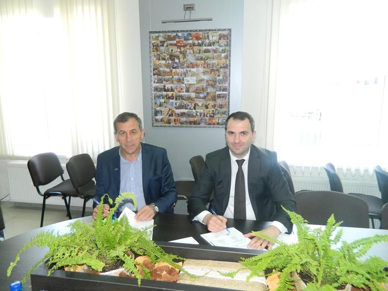"Parteneriat între MIEPO și ""TRACOM"" SA"
