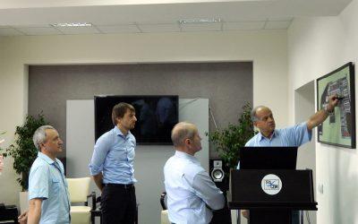 """Parcul Industrial """"TRACOM"""" – propune MTIC capacitățile de care dispune pentru realizarea Proiectului """"Start-up Moldova""""."""