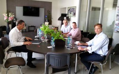 """Oamenii de afaceri din Olanda, consideră: """"Moldova are nevoie de un puternic Centru Logistic de procesare și de distribuție a produselor sectorului agroindustrial, iar PI """"TRACOM"""" este o minunată oportunitate pentru el""""."""