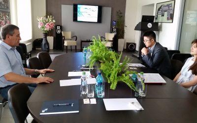 """Parcul Industrial """"TRACOM"""" – noi oportunități pentru proiecte investiționale locale si internaționale"""